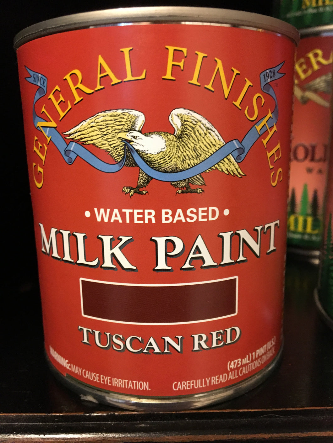 Tuscan Red Pint