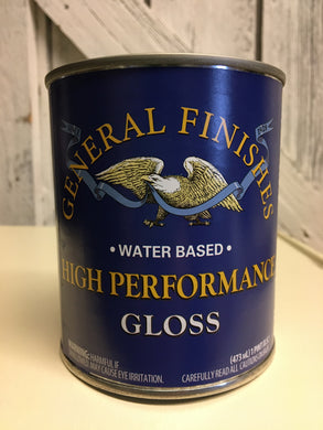 General Finishes High Performance Top Coat Gloss Pint