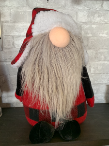 "18"" Holiday Gnome"