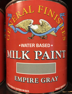 Empire Gray Milk Paint Pint