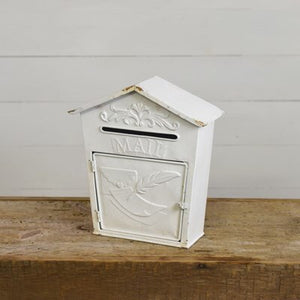House Mail Tin