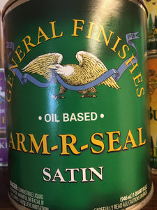 Arm R Seal Satin Quart