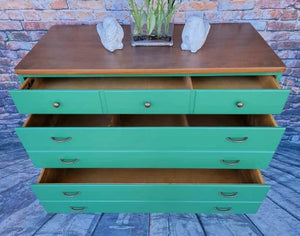 Leanne Ethan Allen Three Drawer Dresser