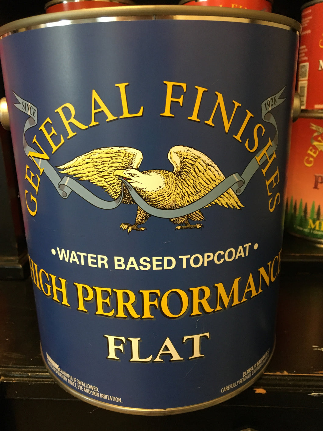 High Performance Flat Gallon