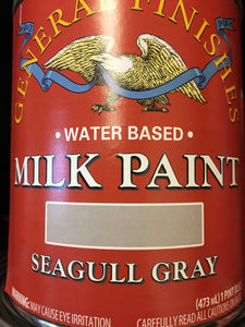 Sea Gull Gray Quart