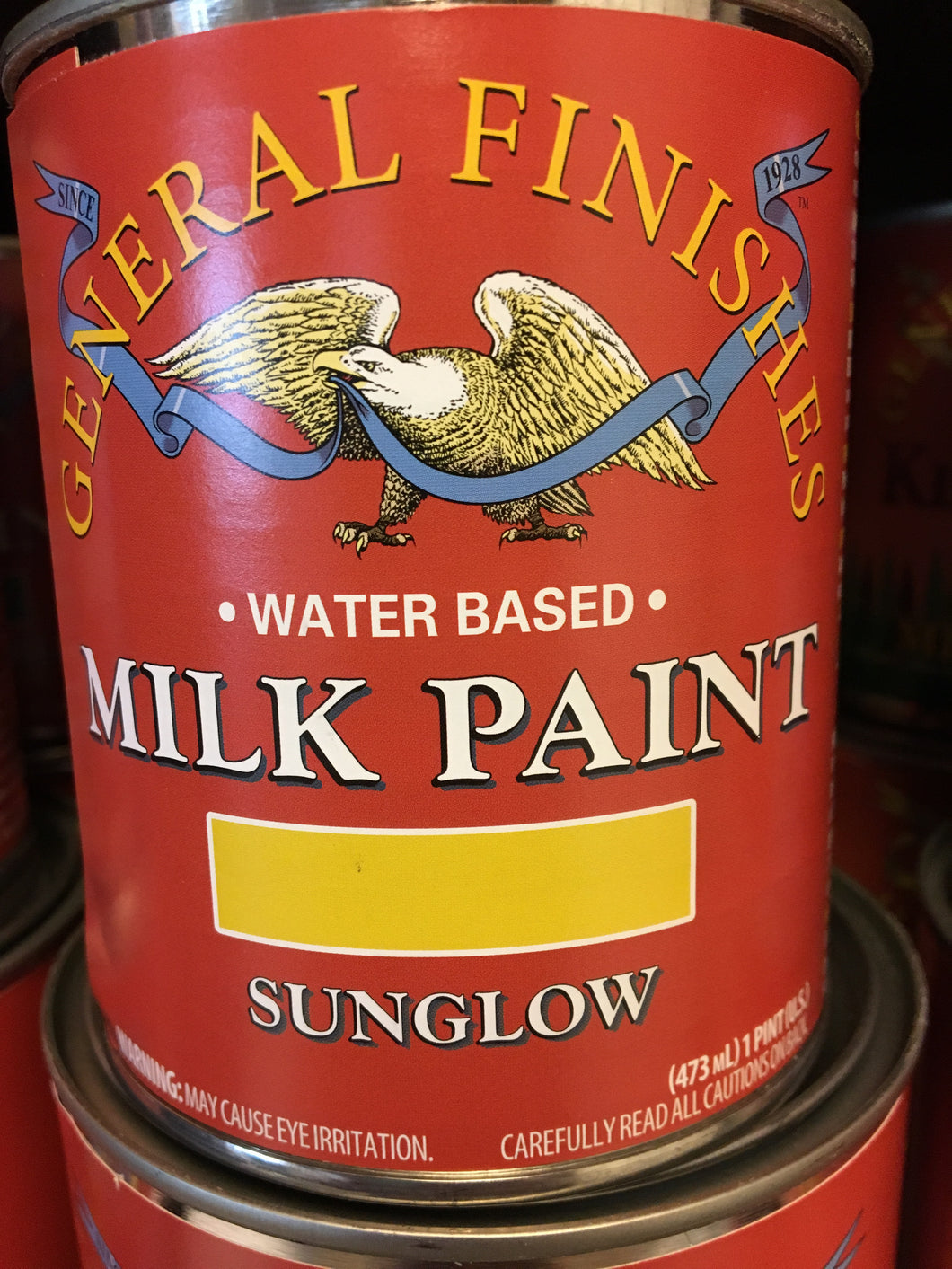Sunglow Milk Paint Pint