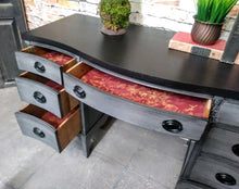 Paul Serpentine Desk