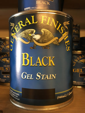 Black Gel Stain Pint