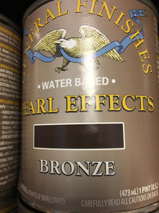 Bronze Pearl Effects Pint
