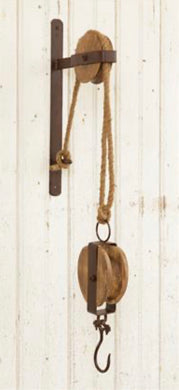 Wall Pulley Hook