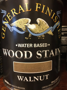 Walnut Waterbased Stain Pint