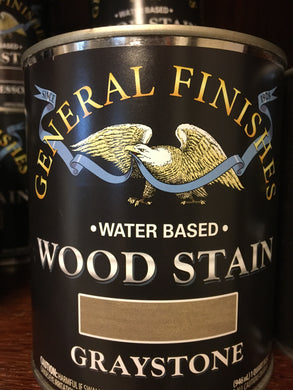 Graystone Waterbase Wood Stain Pint