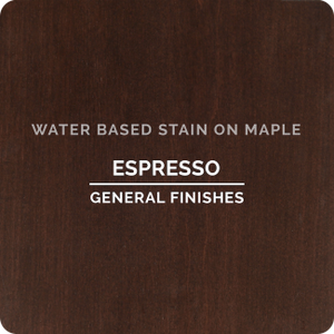 Espresso Water Based Stain Pint