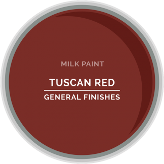 Tuscan Red Milk Paint Quart