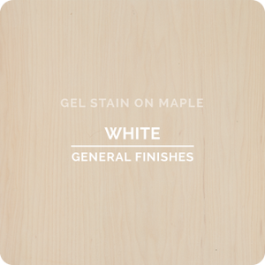 White Gel Stain 1/2 Pint