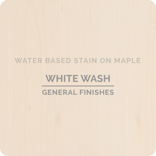 White Wash Water Based Stain Quart