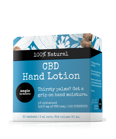 Image of Angie | CBD Hand Lotion