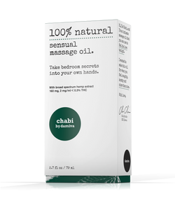 Chabi | CBD Sensual Massage Oil