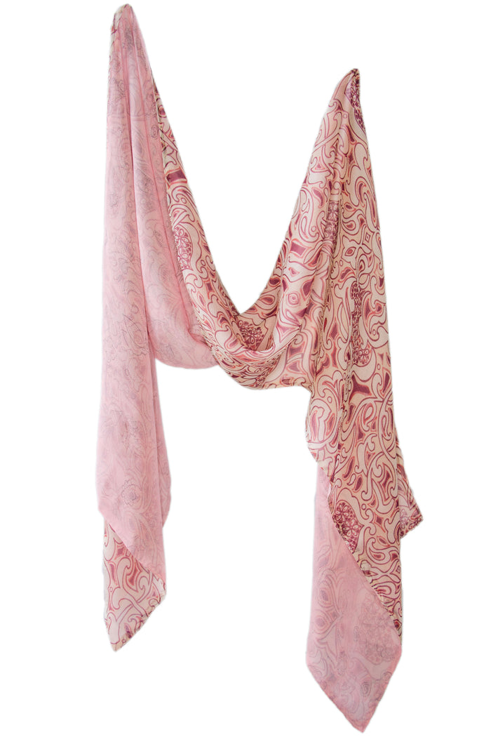 Blush - Shawl