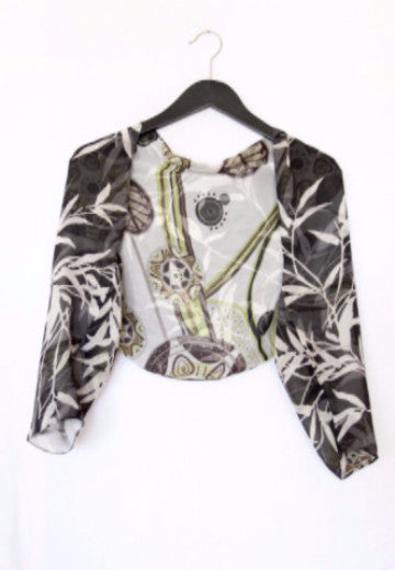 Shadow Pattern™ Reversible Shrug