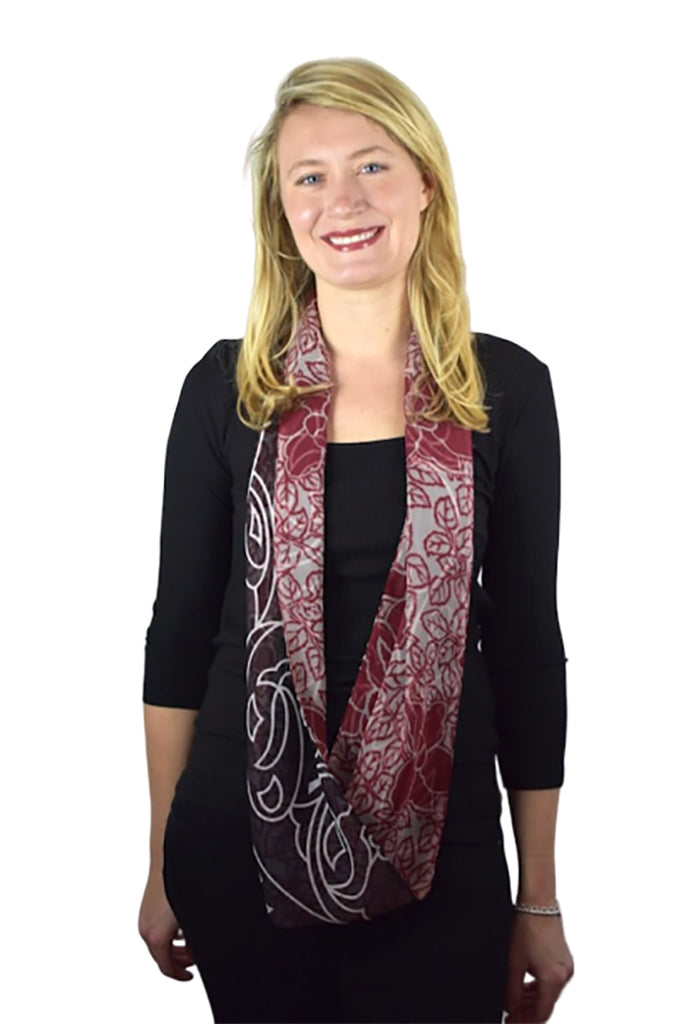 ROSE - Infinity Scarf
