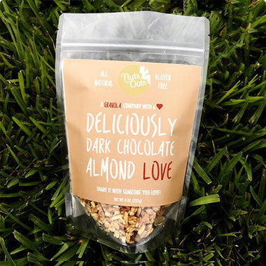 Deliciously Dark Chocolate Almond Love