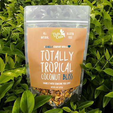 Totally Tropical Coconut Bliss