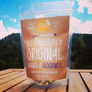 Outrageously Original Granola Goodness