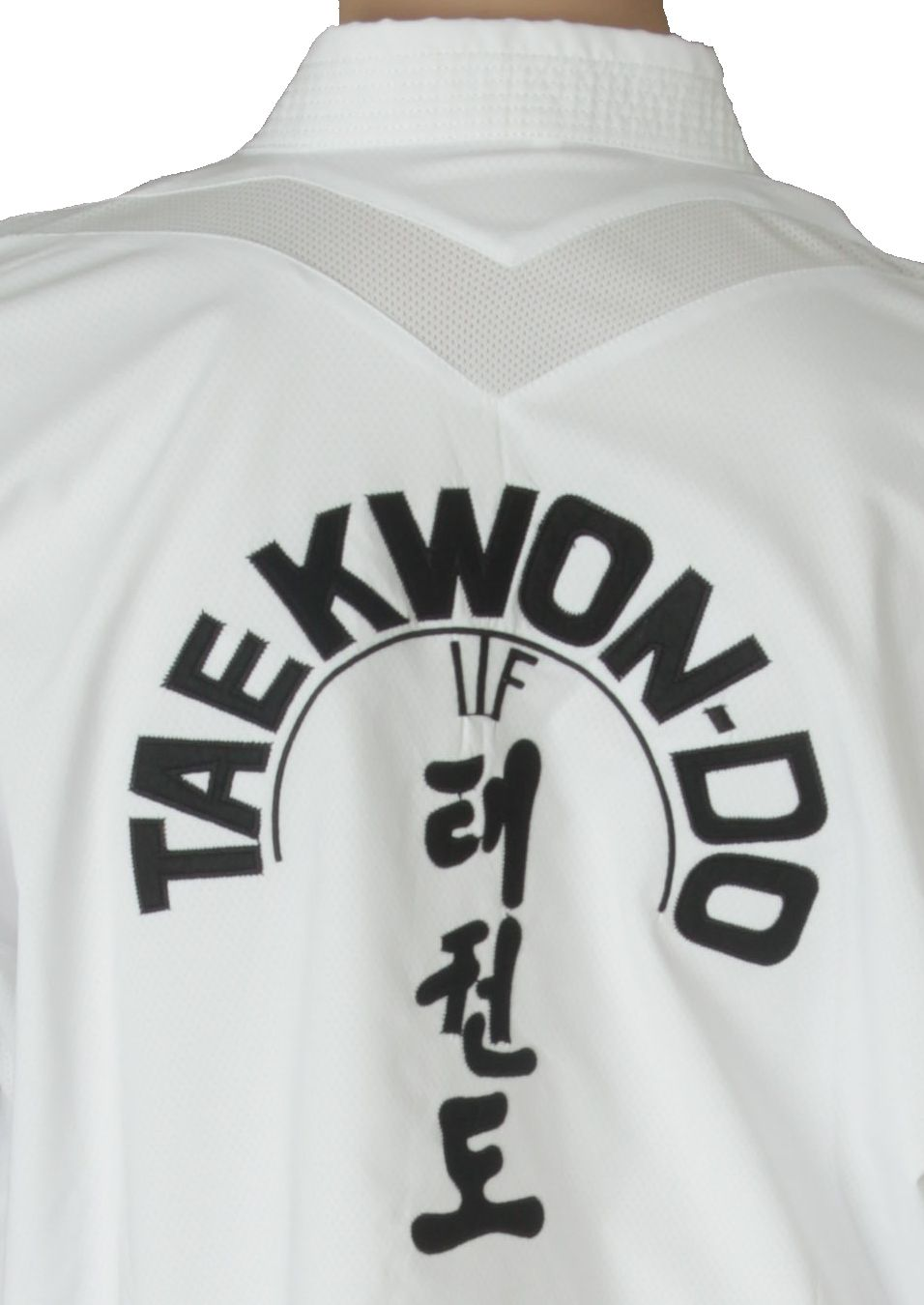 "Taekowin-Do Master Dobok - ""Premium Gold""  ITF Approved"