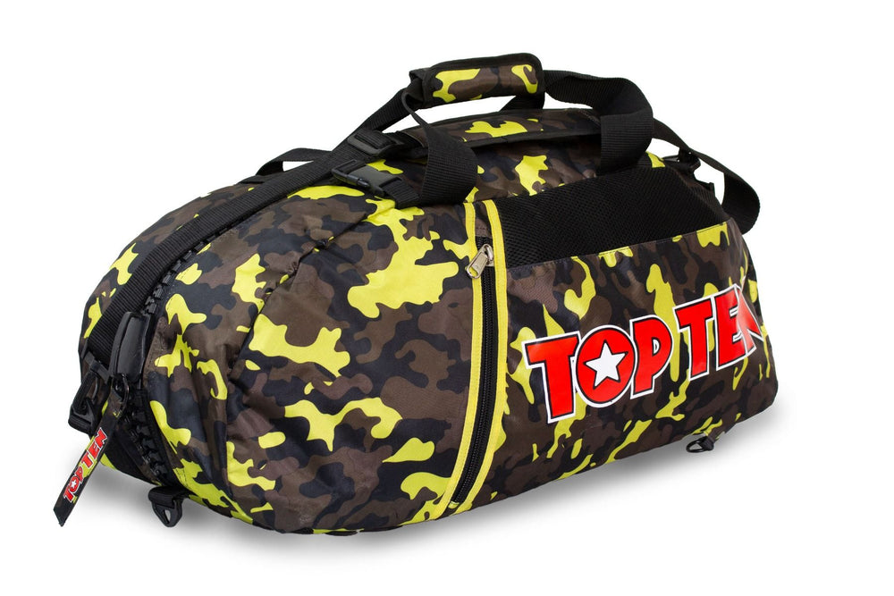 Sports Bag/Backpack  CAMOUFLAGE