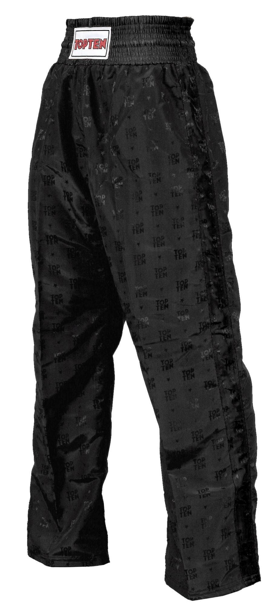 Top Ten Kickboxing Pants Black
