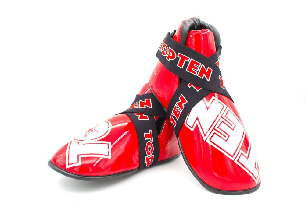 Sparring Boots - Ultra Light Glossy