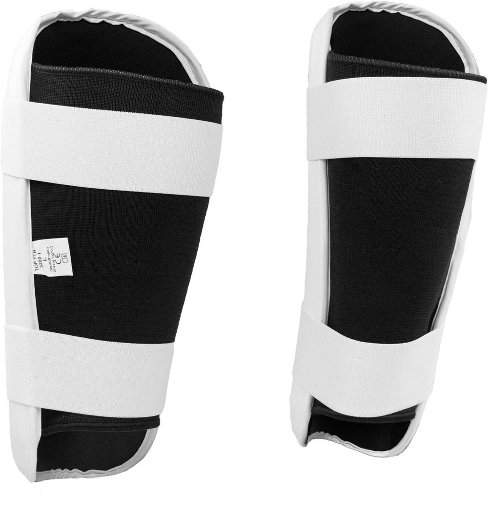 Top Ten Shin Guard - Wako Style