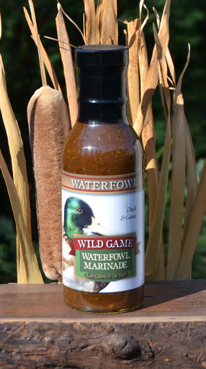 Local Legends Marinade Waterfowl Marinade Case Pack