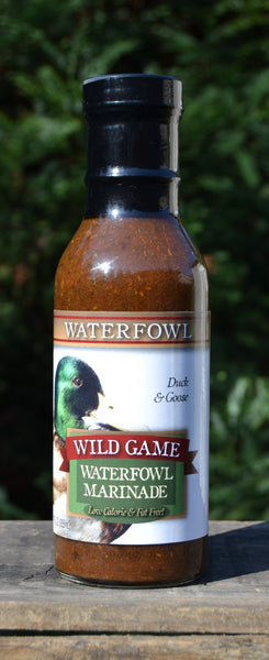 Local Legends Waterfowl Marinade