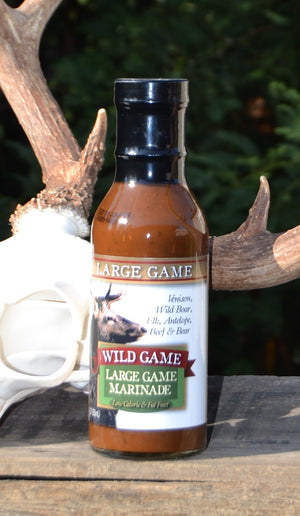 Local Legends Large Game Marinade