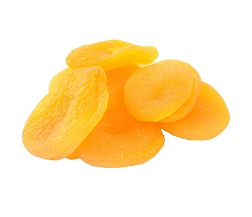 Anna and Sarah Dried Turkish Apricots in Resealable Bag, 2 Lbs