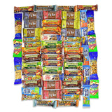 Blue Ribbon Healthy Snacks Care Package - 56 Count - Variety Sampler Healthy Bar and Snack Gift Box