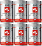 Illy Whole Bean Medium Roast Coffee 250g (6-pack)
