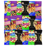 Blue Ribbon Grab & Go Healthy Snacks Care Package - 20 Count - Sampler Variety Pack Healthy Nuts Gift Box