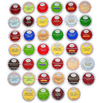 Blue Ribbon TWININGS K CUPS Tea Sampler Box, 36 COUNT Variety Sampler Pack for Keurig K-Cup Brewers