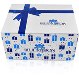 Blue Ribbon Healthy Snacks Care Package - 30 Count - Sampler Mixed Healthy Snack Box