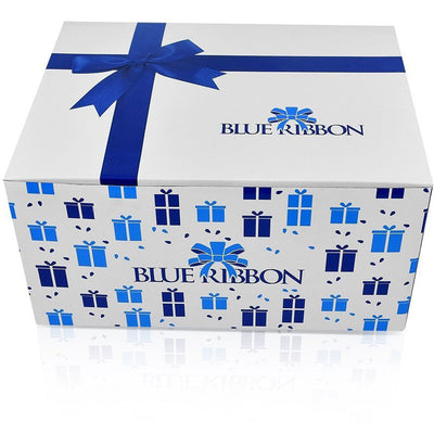 Blue Ribbon Pop Rocks Popping Mixed Candy Care Package - 24 Count - Strawberry, Watermelon, Tropical Punch Gift Box