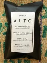 Cold Brew - Single Origin - Sachet
