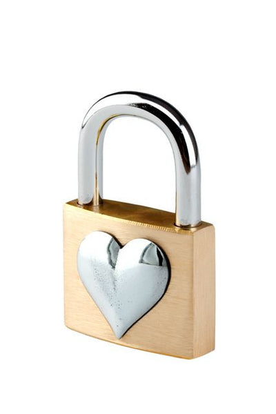 Liebesschloss MyLoveLock two