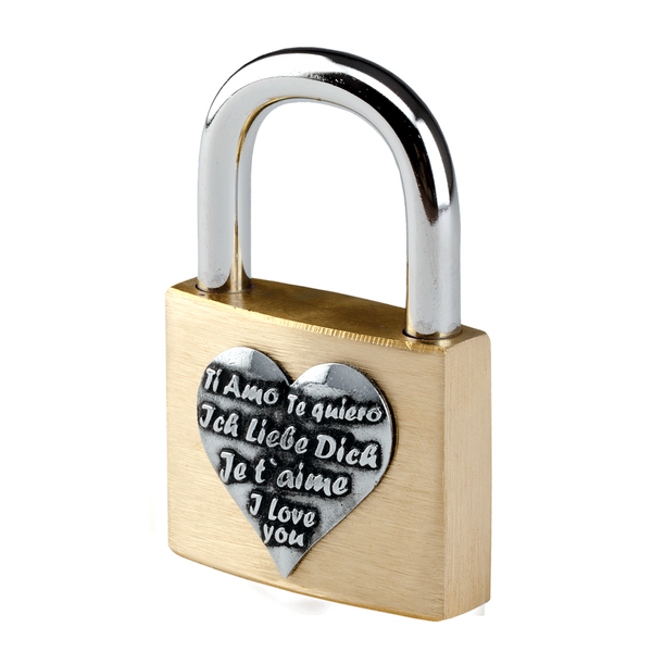 MyLock Liebesschloss MyLoveLock