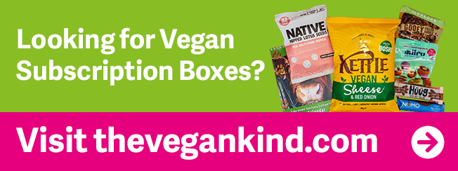 Looking for Vegan Subscription Boxes? Visit thevegankind.com