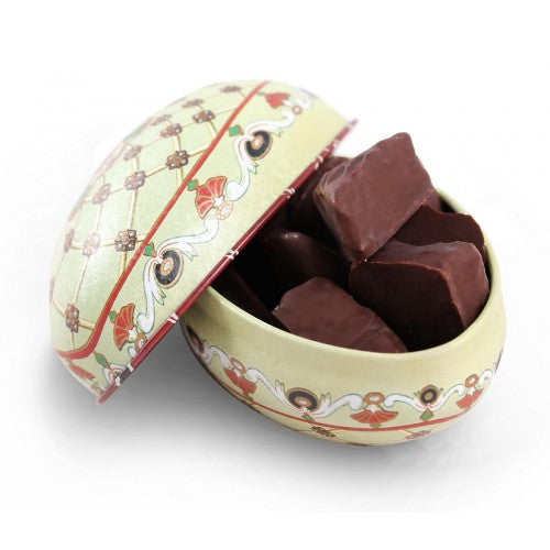 Goupie Fabergé Chocolate Confection Filled Easter Egg (100g) - TheVeganKind