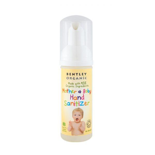 Baby Care - Bentley Organic Mother & Baby Hand Sanitiser (50ml)