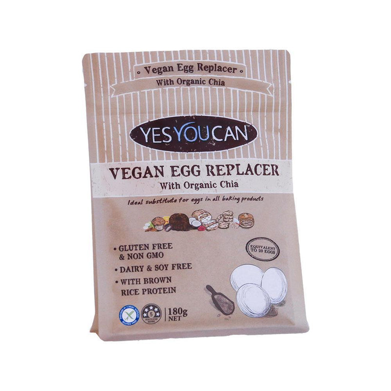 Baking - Yes You Can - Vegan Egg Replacer (allergen Free) (180g)